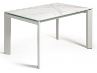 Mesa Lam gris kalos bianco 140-200x90