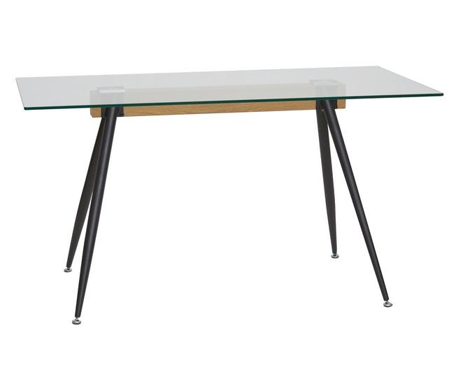 Mesa de comedor industrial tempo 150x80