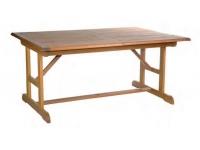 Mesa rectangular extensible madera Victoria