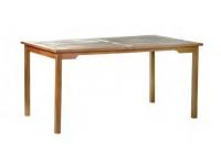 Mesa rectangular de madera Salinas