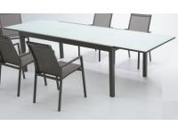 Mesa aluminio extensible Rhone 200-300x100