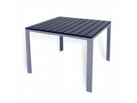 Mesa aluminio lamas Kind 70x70