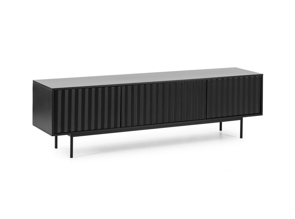 Mueble TV sierra negro 180