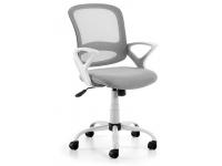 Silla oficina concept malla blanco