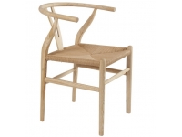 Silla Whisbone madera olmo natural