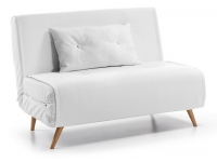 Sillon cama nordico blanco norway