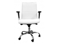Sillon direccion sincro Ayna blanco