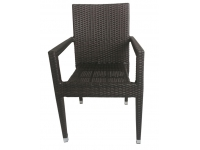 Silla rattan chocolate Calcuta