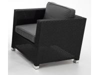 Sofa rattan 1 plaza kenia