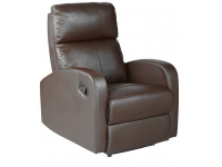 Sillon relax reclinable tavira chocolate