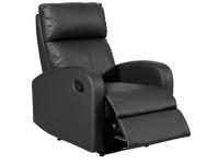 Sillon relax reclinable tavira Negro