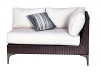 Sofa modulo derecho rattan land