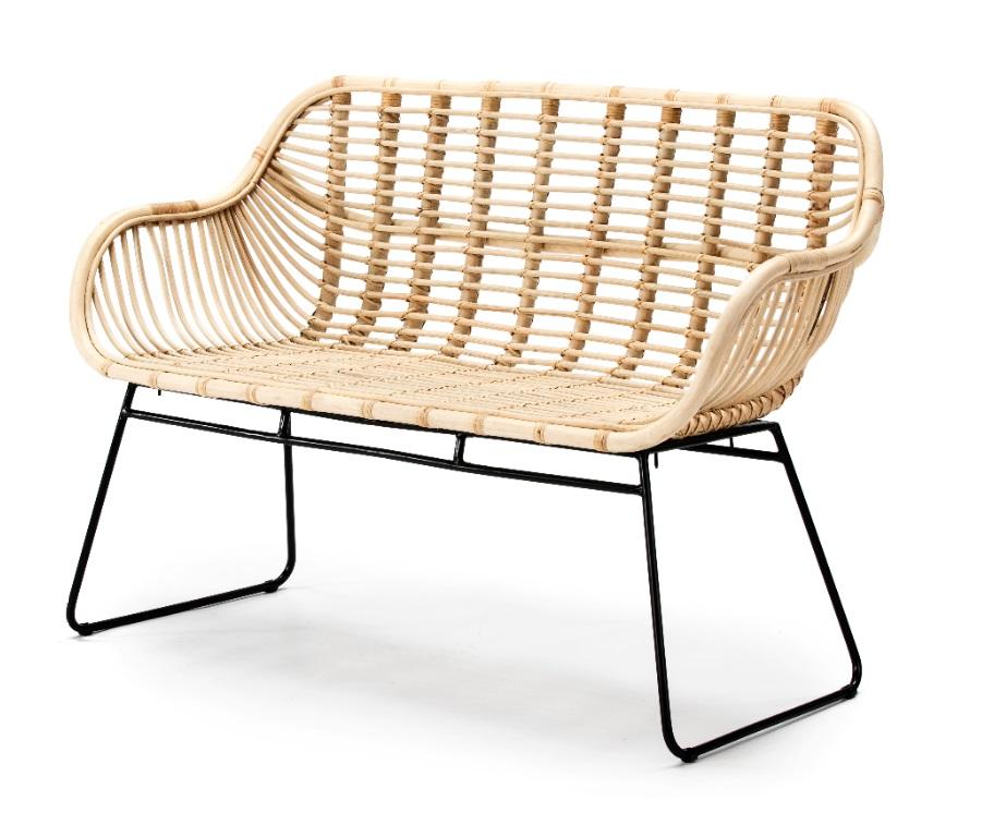 Sofa ratan natual savannah SL-50