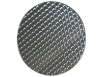 Tablero redondo acero inox 60 cm