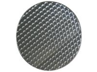 Tablero redondo en acero inox 70 cm