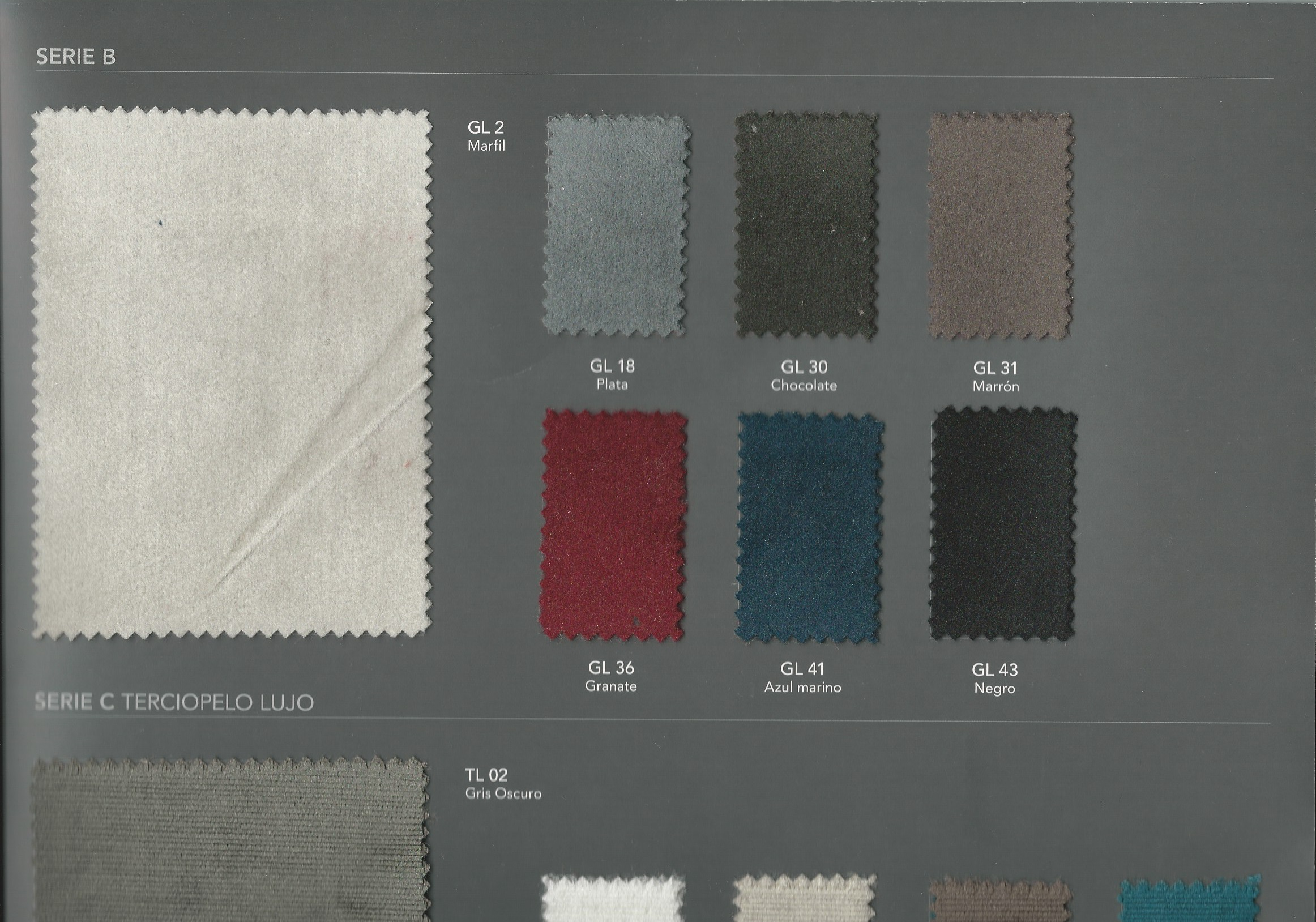 Baul tapizado 120x40 B-23